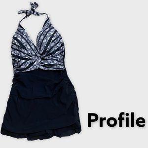 Profile One Piece Bathing Suit